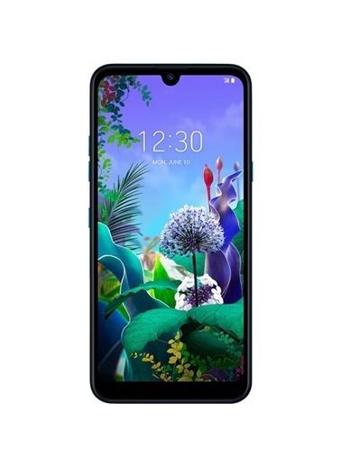 LG Q60 64 Gb X525Za Mavi Mavi Cep Telefonu Mavi
